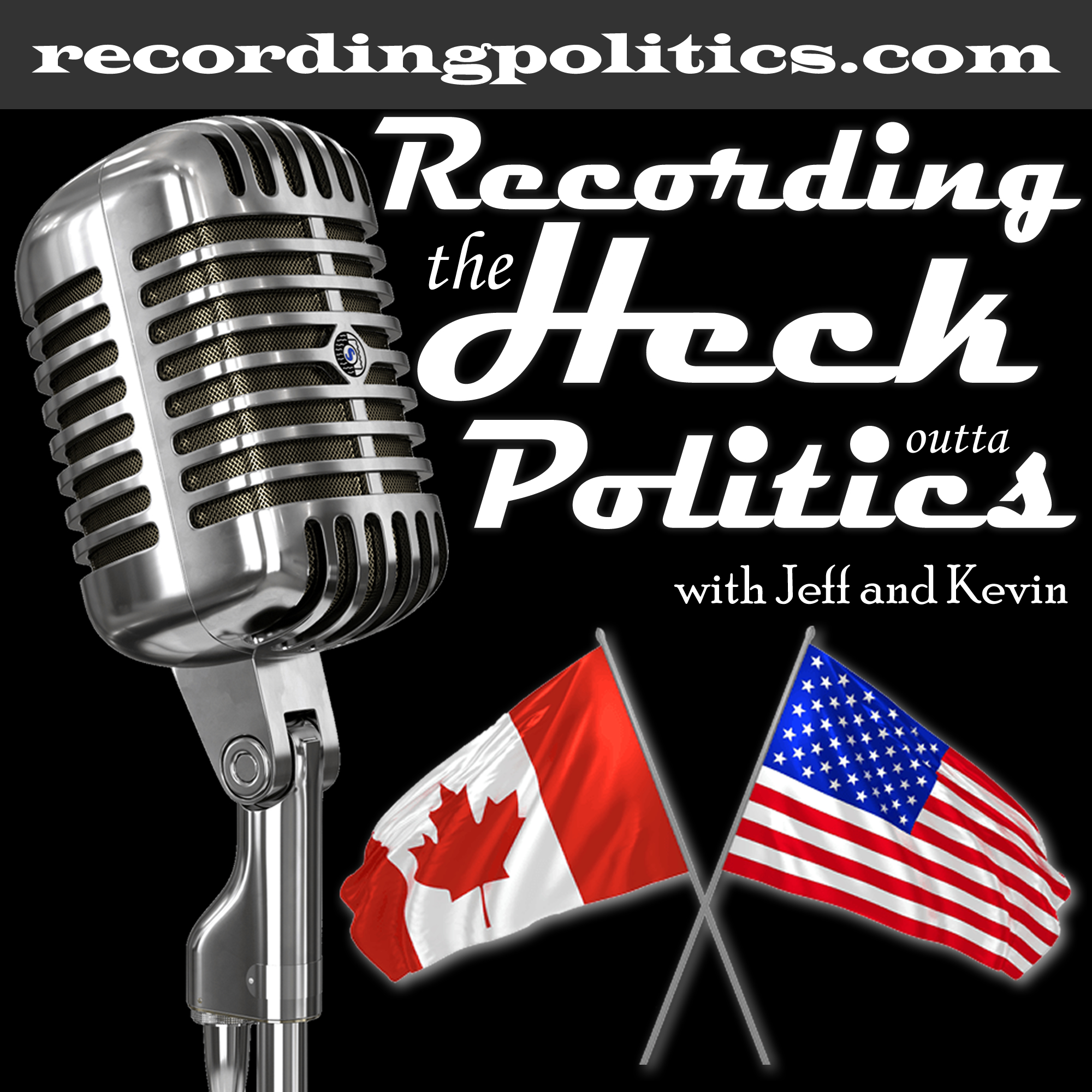 Recording the Heck Outta Politics 004 – Firearms Interview with the Wife!